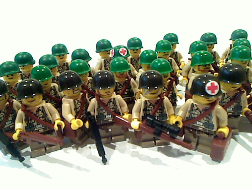 Wwii us army