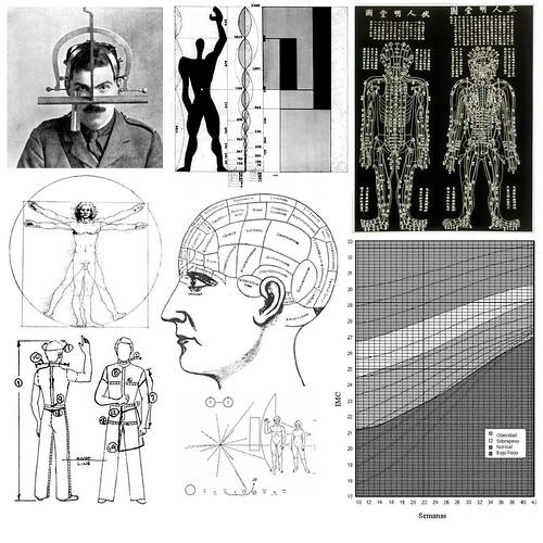 Antrhopometric graphics
