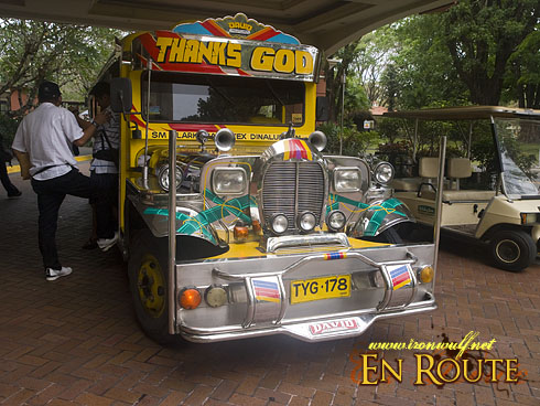 Jeepney Juan Tour