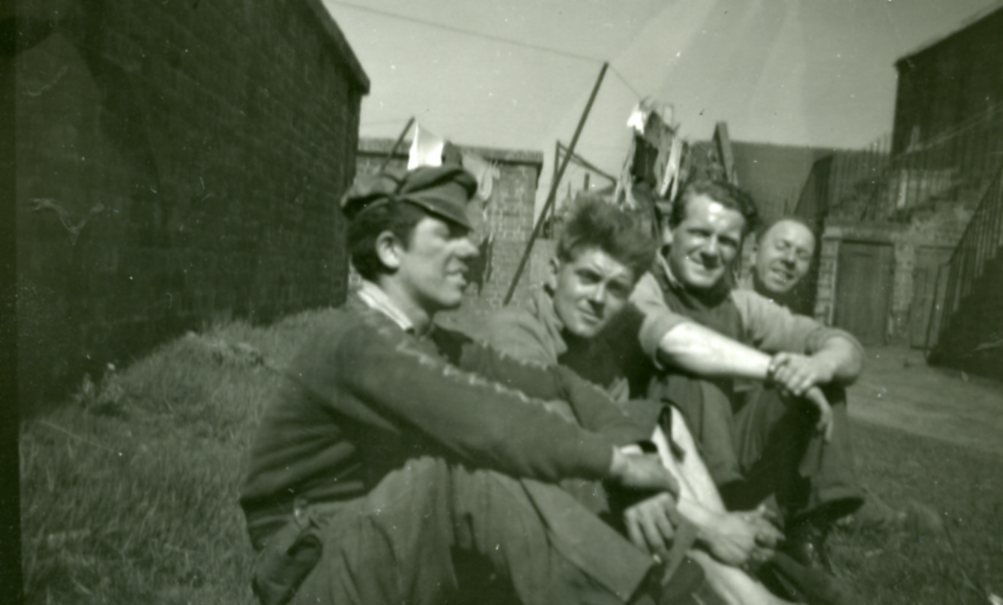 Hugh Devlin and the Cleansing Squad 1950s