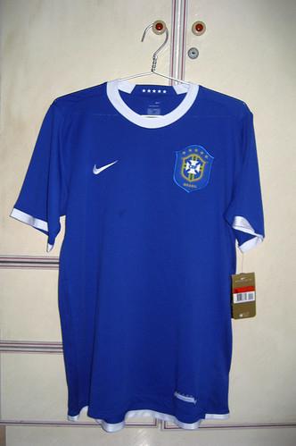Brazil 2006-2007 Away S/S