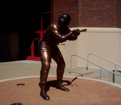 Rod Carew in Bronze