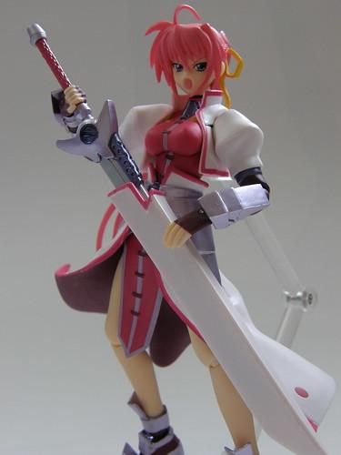 figma シグナム 騎士甲冑ver./figma Signum Knight Armor ver.