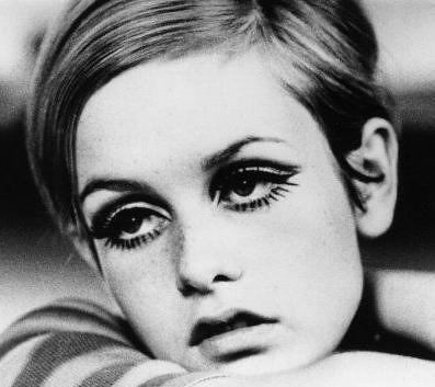 anos 70 maquiagem