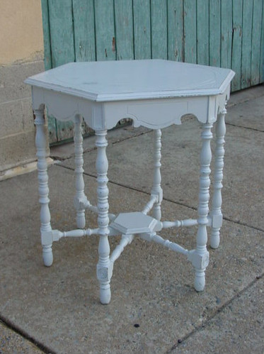 Fabulous White Console Table