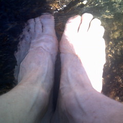 Deschutes_Feet