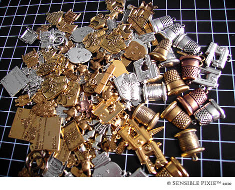 Charms & Stampings