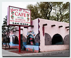 Mary & Tito's Cafe (HelenV18) Tags: mexicanfood newmexicanfood newmexicancuisine marytitos albuquerquedailyphoto marytitoscafe newmexicanrestaurant newmexicaneatery