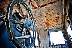 Sleepy Little Sailor (Jos_Eduardo) Tags: old boat ancient iron barco navio antigo ao ashore areeiro joseduardo a350 sonyalpha encalhado devoluto pioneirodoareo