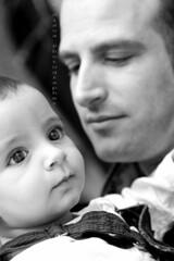Due Uomini (Siscafoto) Tags: life portrait cute love blancoynegro blackwhite kid eyes child simone retrato moment biancoenero mylove samuele bwemotions canoneos30d miofiglio niosydetalles sigma24x70