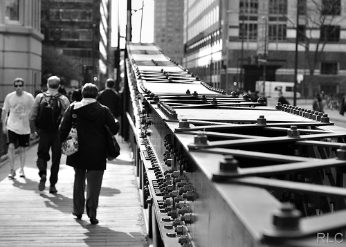 Bridge walkers
