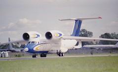 Antonov An-72 Coaler (Nigel Musgrove-2.5 million views-thank you!) Tags: force air ukraine 1998 72 raf fairford riat antonov coaler an72