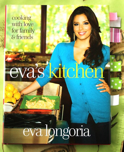 Cookbook Review Eva s Kitchen by Eva Longoria Suzie The