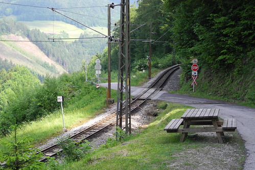 Wohlfahrtsschlag - Mariazellerbahn