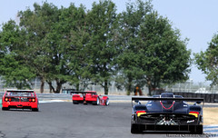 Sport et Collection trio (Thomas Quintin) Tags: ferrari sp 333 lm f40 pagani 333sp f40lm zondar sportetcollection