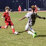 ACF Boys Var Soc vs BHS 2-28-17