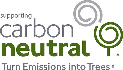 Ink & Spindle goes Carbon Neutral