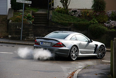 Mercedes SL 65 AMG Black Series (www.kaidalibor.de) Tags: auto black car mercedes nice bs sony great sl kai series alpha 65 amg sindelfingen a300 schn kaxdx