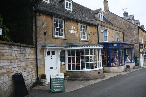 Ann Willow Tea Shop, Stow-on-the-Wold