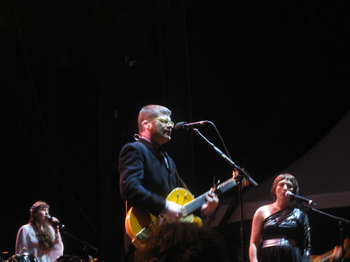 The Decemberists, Treasure Island Music Festival, 10-18-09