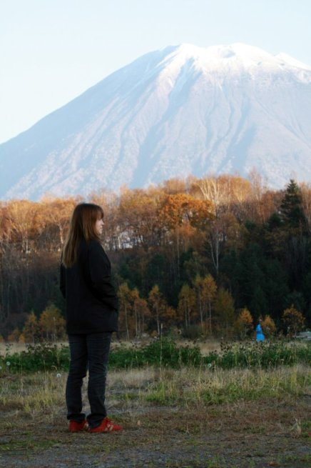 Syksy Hokkaidolla