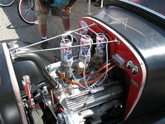 Hot Rods in Asheville