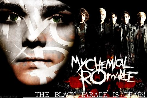 my chemical romance wallpapers. A My Chemical Romance