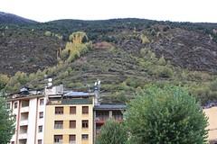 Encamp, Andorra (Ryokou) Tags: mountain montaa excursion geologia ingenieria riesgo riscos encamp geologics