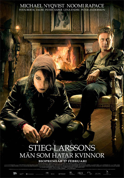 The Girl With The Dragon Tattoo (Män som hatar kvinnor)
