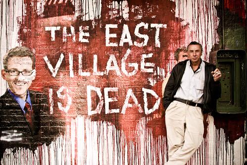 Street Portrait: The East Village Is Dead