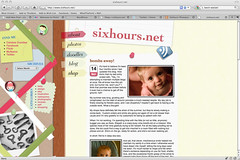 sixhours has a new look