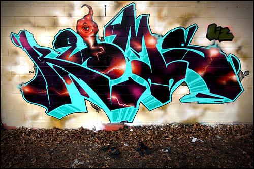 1 graffiti kems