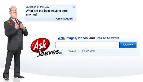 Ask Jeeves Web Search Remembrance Day