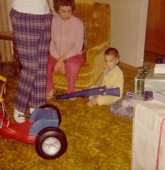 Christmas 1975 (funny strange or funny ha ha) Tags: christmas oklahoma ball jones gun farm 1975 ok hooker ping pong 73945