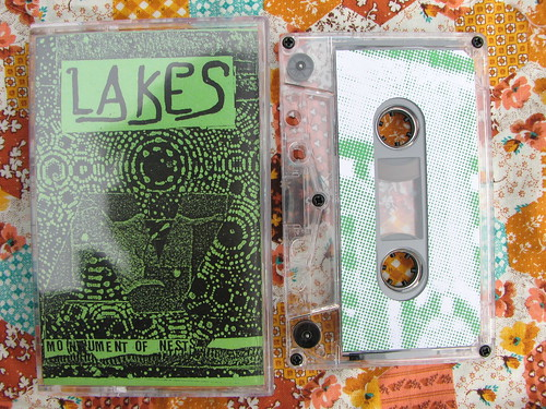 Lakes - Monument of Nests - LTD103