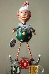 Joy the Elf (by lindasilverthorne)