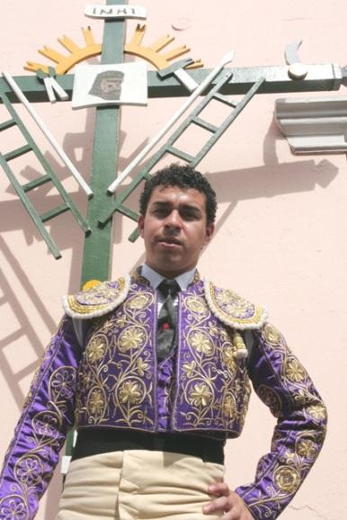 PICADOR. Otro hoven protagonista de la Fiesta