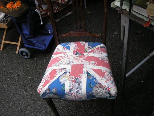 Inspiração: patchwork UK