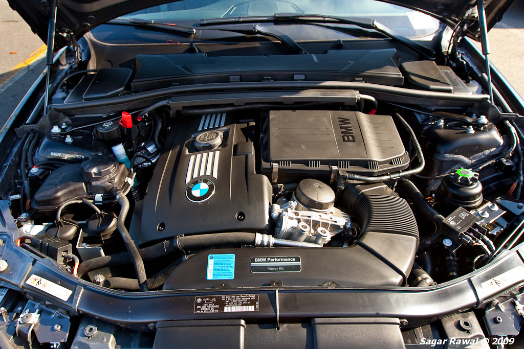 E92 BMW 335i Engine Bay Problems And Solutions