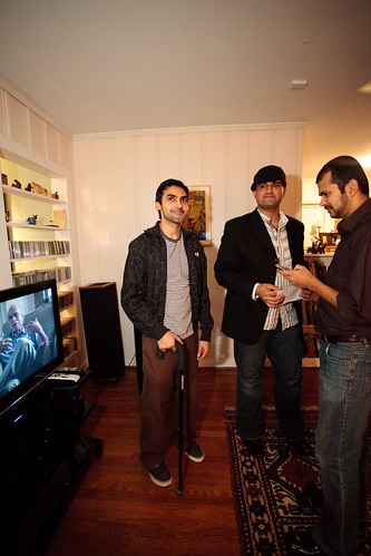 Documentary filmmaker Faroukh Virani