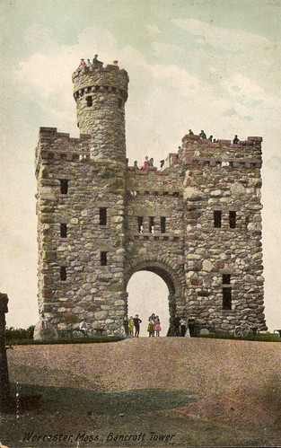 Bancroft Tower 1907