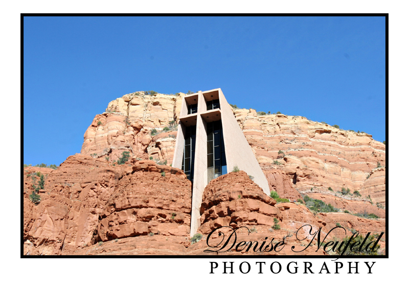 Cathedral in Sedona