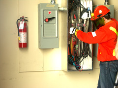 Electronic Tap Changer Installation