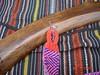 Beautiful wood-grain (kukulza28) Tags: knife taiwan sword aborigine blade machete dao 烏來 rattan taiwanese wulai sheath 刀 atayal 原住民 tayal 銅門 laraw yuanzhumin 番刀 mgaga