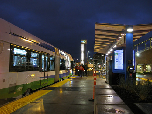 Everett Station Terminal, by Oran