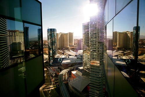 View From Vdara