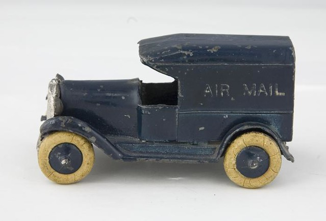 Model post vehicle by British Postal Museum amp Archive