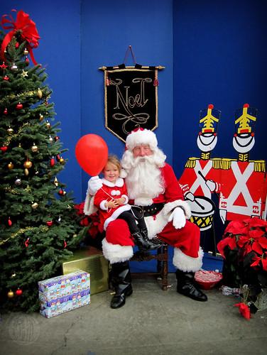 Santa and Bug