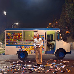 (ryan schude) Tags: night icecream lonely icecreamtruck icecreamman smashbox ryanschude smashboxstudios chadattie wwwryanschudecom
