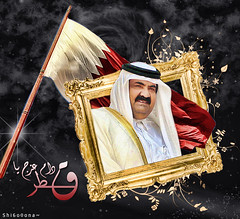 ..    ..   (S h i 6 o 0 o n a ~) Tags: qatar nationalday  18dec  q6r